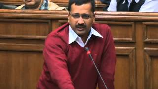 Delhi CM Arvind Kejriwal Shares the Journey on the Fight for JanLokPal Bill in Delhi Vidhan Sabha
