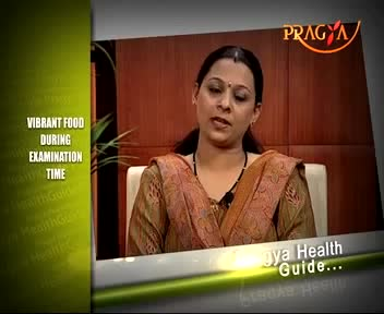 Exam Stress? Eat The Right Food,Advised By Dr. Rashmi Bhatia (Dietitian)