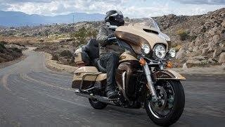 Harley - Davidson Ultra Limited - V-Twin Touring