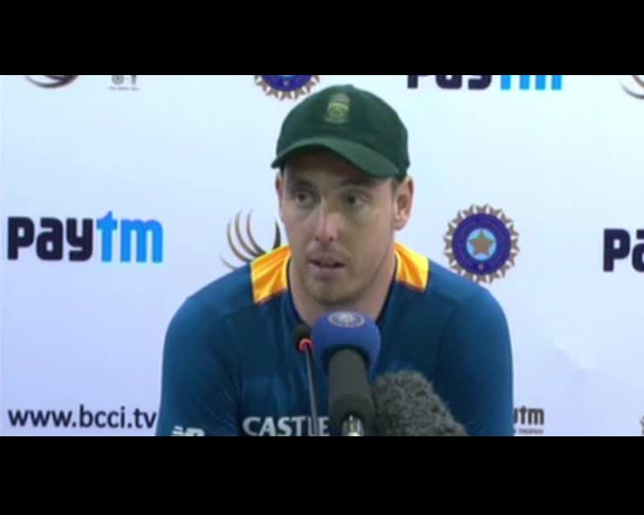 IND vs SA 4th Test: Kyle Abbott on his 5 wicket haul