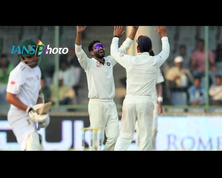 IND vs SA 4th Test - Day 2 Match Recap - Ravindra Jadeja 5/30