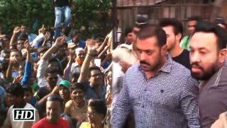 Hit-And-Run Case: Salman Khan Held Free; Fans Celebrate