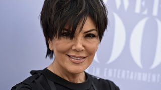 Kris Jenner Talks VS Fashion Show; Baby Saint