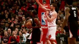 Best of NBA Phantom: Pau Gasol's Block Party