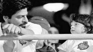 Abram Khan's EPIC REACTION to Shahrukh Khan's DILWALE