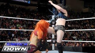 Becky Lynch vs. Paige: WWE SmackDown, December 10, 2015