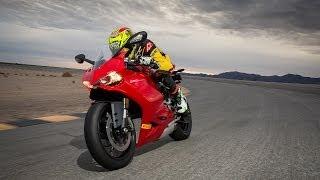 Ducati 899 Panigale - Light-Heavyweight