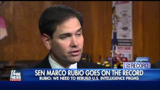 Rubio: People are scared, Obama doesn't know what he's doing