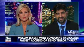 Muslim community leader falsely identified as terror threat