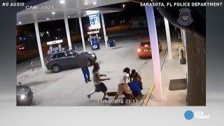 Customers beat clerk over cigar