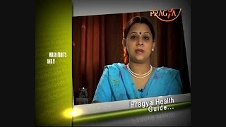Wash Fruits And Vegetables Thoroughly For Your Good Health - Dr. Rashmi Bhatia (Dietitian)