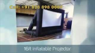 Projector & Screen on Rent in Chandigarh | India