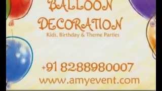 World of Balloon Decoration | Chandigarh -Tricity