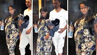 Salman Khan Sister Arpita Khan PREGNANT - See Her Baby Bump