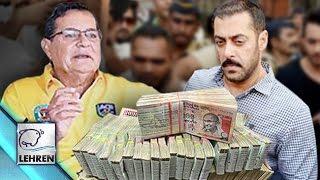 Salman Khan Spent 20-25 CRORES On Hit & Run Case | Salim Khan