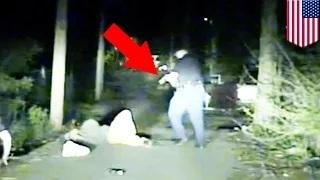 Police dash cam: cops shoot unarmed suspects, save lives, beat victims, brutality - compilation