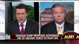 Graham proposal authorizes broad military force against ISIS
