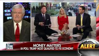 Gingrich: Cruz's strong Iowa strategy to shake up GOP race