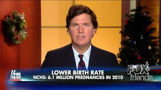 Birth rates in US at all-time low