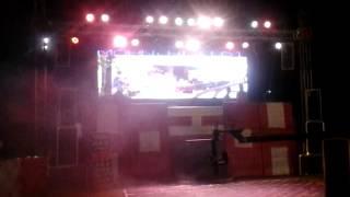 Dj KP Kotkapura DJ Set up at Muktsar with Led Wall
