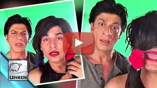 Shahrukh's 'Dilwale' DUBSMASH With 'Shopkeeper' | DILWALE