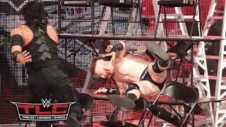 WWE Network: Roman Reigns vs  Sheamus: WWE TLC 2015 video - id 371895977b33  - Veblr Mobile