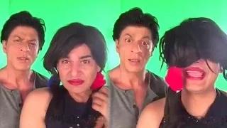Shahrukh Khan with Gaurav Gera Shopkeeper Dubsmash