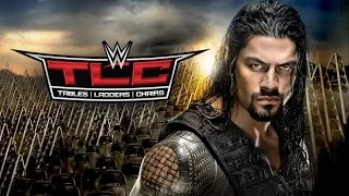 WWE TLC 2015 Highlights - TLC: Tables, Ladders and Chairs December 13th 2015 Highlights