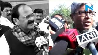 Allegations and counter-allegations over CBI raid on Kejriwal's office