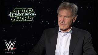 WWE Network: Star Wars actor Harrison Ford reveals if he'll reprise his role as Indiana Jones