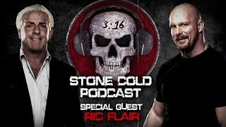 Stone Cold Podcast with special guest Ric Flair - Monday, Jan. 11 on WWE Network