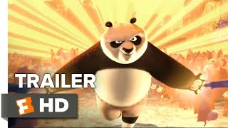 Kung Fu Panda 3 Official Trailer #3 (2016) - Jack Black, Angelina Jolie Animation HD