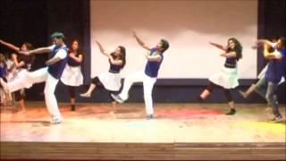 Top Lesi Poddi .. Allu Arjun's tollywood Dance by Dance floor studio