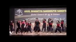 "Theme-Nirbhaya ""RAKTA CHARITRA"" Dance by Dance floor studio."