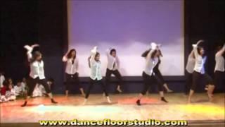 Kamli Kamli - Dhoom3 hip-hop Dance by Dance Floor Studio
