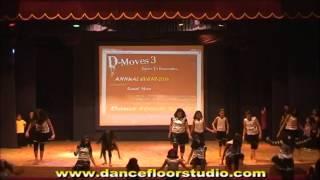 Kesha Tik Tok Hip-Hop Dance by Dance Floor Studio