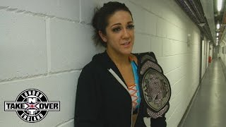 Bayley explains what its like to be in the ring with Nia Jax: WWE Exclusive, December 16, 2015