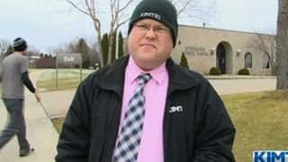 Suspect Robs Minn. Bank During Live TV Report