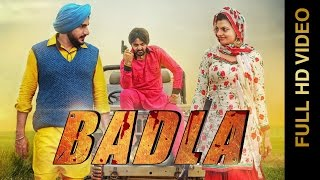 New Punjabi Songs | BADLA | DEEP DHILLON & JAISMEEN JASSI