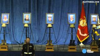 Poignant roll call honors fallen servicemembers