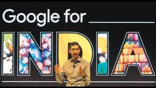 Pichai says Google to invest more in India, explore new talents