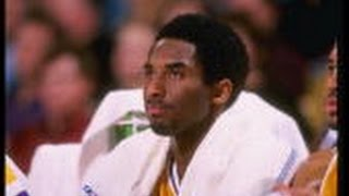 NBA: Kobe Bryant's First Career 40-Point Game