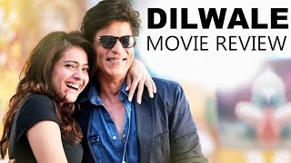 Dilwale MOVIE REVIEW | Fun Combination Of Romance & Action | Must Watch