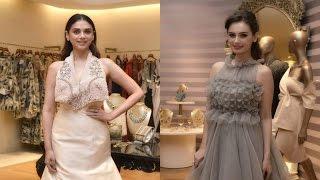 Hot Aditi Rao Hydari & $exy Evelyn Sharma Give Style Tips!
