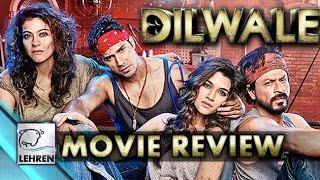 Dilwale MOVIE REVIEW | Shahrukh Khan | Kajol | Varun Dhawan | Kriti Sanon