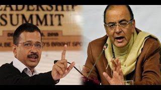 Arun Jaitley Should Resign Says Arvind Kejriwal