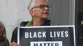 Protesters Demand Removal of SF Police Chief