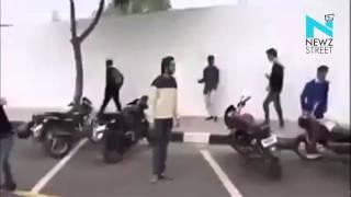 On Cam: NE Students brutally beaten in Mohali, arrests after 10 days