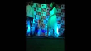 Singer Rahul Ranjan & Richa Saini
