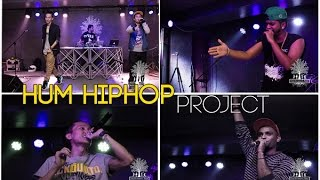 The Hum Hip Hop Project Edition 4 - Promo 2 - Presented by The Humming Tree & Desi Hip Hop Inc